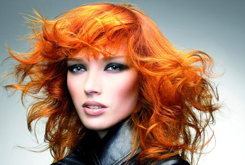 Intensivtönung, Farbe, Folien - Blocksträhnen, Kammsträhnen, Blondierung, Aufhellung, leuchtende Akzente